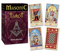 Tuotekuva: Masonic Tarot