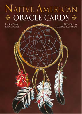 Tuotekuva: Native American Oracle Cards
