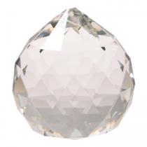 Tuotekuva: Kirkas pallo, hiottua lasia, 3 cm