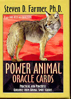 Tuotekuva: Power Animal Oracle Cards