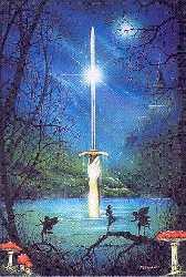 Tuotekuva: Excalibur -miekka