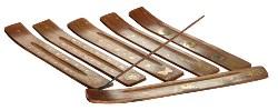 Tuotekuva: Puinen suitsukepidin