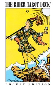 Tuotekuva: Rider Waite Tarot Deck - Pocket edition