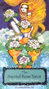 Tuotekuva: The Sacred Rose Tarot