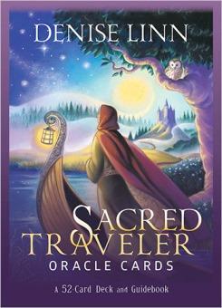 Tuotekuva: Sacred Traveler Oracle Cards