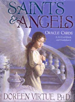 Tuotekuva: Saints & Angels Oracle Cards