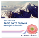 Tuotekuva: Tämä päivä on hyvä - ohjattuja meditaatioita (cd)
