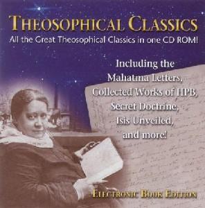 Tuotekuva: Theosophical Classics CD