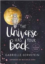Tuotekuva: THE UNIVERSE HAS YOUR  BACK