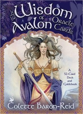 Tuotekuva: The Wisdom of Avalon Oracle Cards